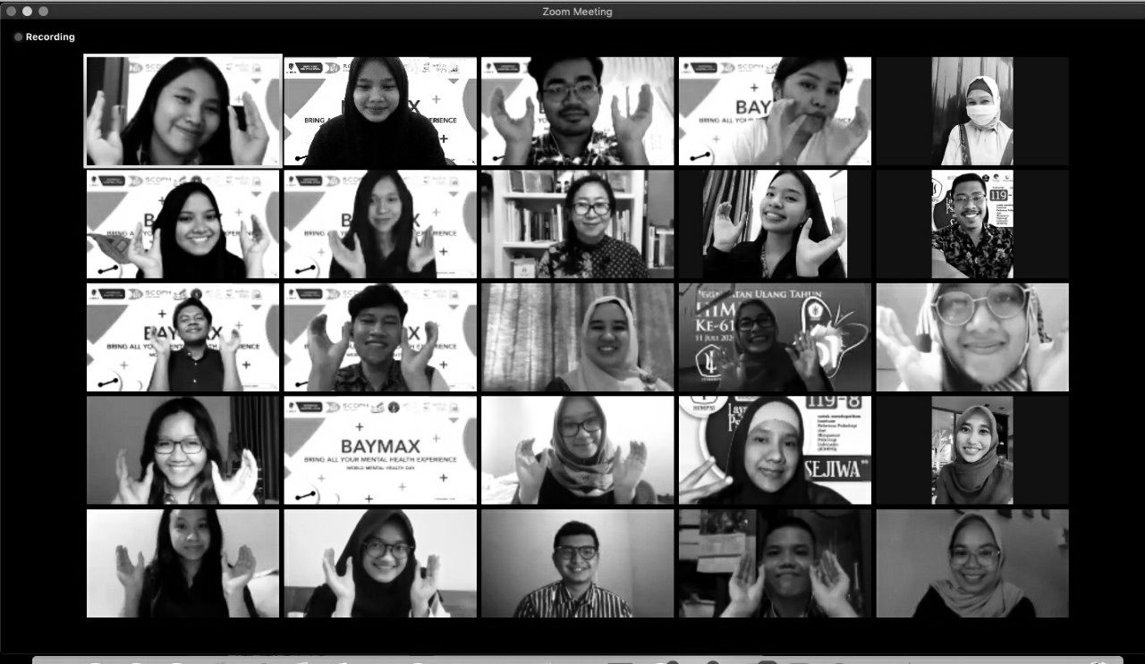 BAYMAX : BRING ALL YOUR MENTAL HEALTH EXPERIENCE – Perayaan World Mental Health Day 2020